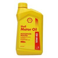 Масло моторное SHELL Motor Oil 10w-40 - 1 л.
