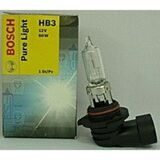Лампа HB3 12v-60w BOSCH (P20d) Pure Light